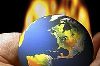 Human Amplified Climate Change