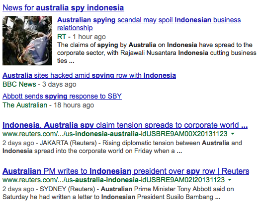 Various news articles from a quick google search on
